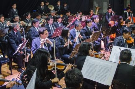 Concierto de la Orquesta Sinfónica por el Día de la Madre