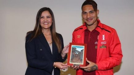 Yamila Osorio lamenta la ausencia de Paolo Guerrero en Rusia 2018