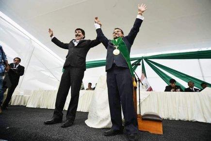 Omar Candia minimiza denuncias contra alcaldes de Arequipa Renace