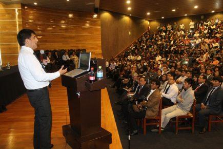 Juez Carhuancho cree que existe una campaña mediática en su contra