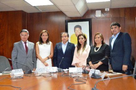 Fuerza Popular y Frente Amplio dirigirán comisión Majes Siguas