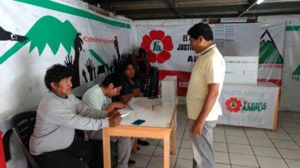 Elecciones2018. Comicios internos: mero trámite para partidos y movimientos políticos