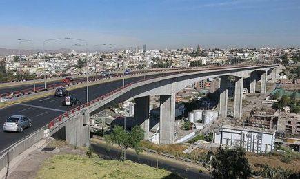 Puente Chilina: Restringirán parcialmente acceso a peatones para evitar suicidios