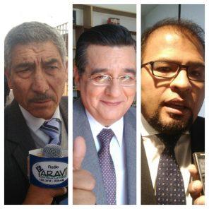 La mayoría de los postulantes a la MPA son autoridades y exautoridades