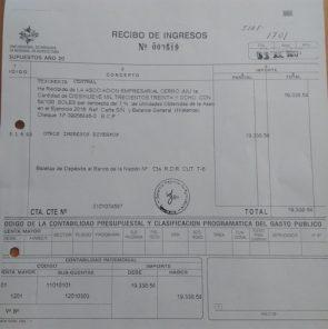 Asociación Cerro Juli pagó menos de 20 mil soles por un año de uso de campo ferial