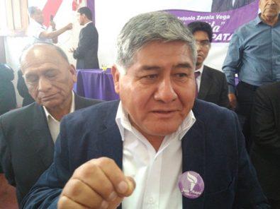 Elecciones 2018: Justo Mayta aseguró que no hay plagio en su Plan de Gobierno
