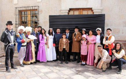 Más de cien artistas interpretarán la obra musical Los Miserables