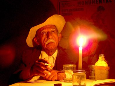 Reynaldo Delgado: una vida dedicada a la actuación