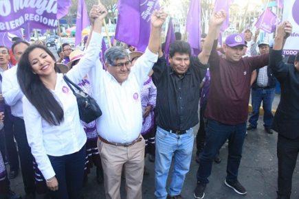Elecciones 2018: Miss Arequipa en contienda y otras sorpresas
