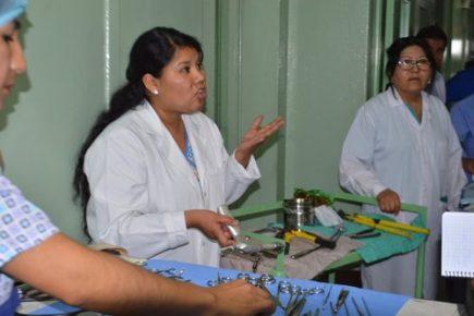 De 7 salas de operación en Honorio Delgado, solo 3 funcionan a medias