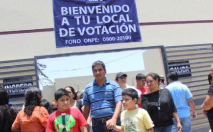 ¿Ya sabes cómo elegir tu local de votación para estas elecciones?