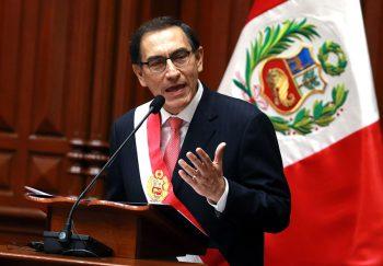 """Presidente Vizcarra: """"Si no se hubieran revelado los audios, todo continuaría igual"""""""