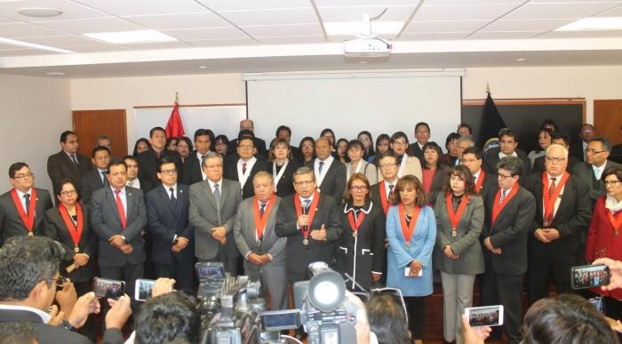 Asociación de jueces de Arequipa rechaza insultos de gobernador Elmer Cáceres