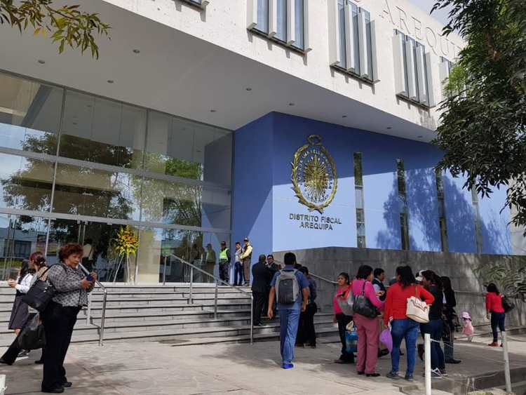 Arequipa: Se crean 15 despachos fiscales contra la violencia hacia la mujer