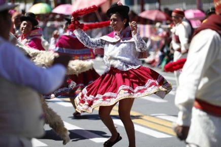 Pasacalle Regional: seis horas de baile y cultura en homenaje a Arequipa