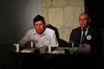 Café Electoral: César Abarca y José Luis Chirinos prometen proteger el agua