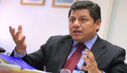 Eduardo Vega: Hay que romper el circulo vicioso de corrupción e impunidad