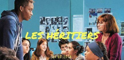 CineClub: «Les Héritiers» en la Alianza Francesa
