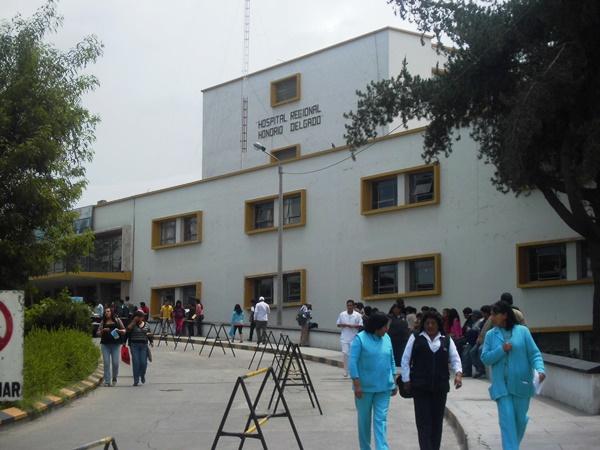 Hospital covid Arequipa: cumplir un año más de pie frente la pandemia