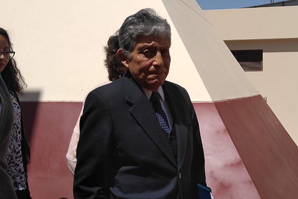 Expresidente regional Juan Manuel Guillén se pronunció sobre conflicto de Tía María