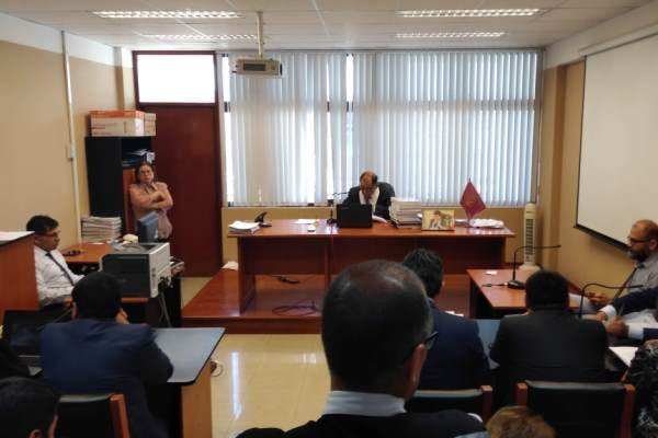 Agraviados no acuden a cobrar indemnizaciones en el Poder Judicial