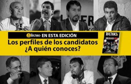 Elecciones 2018. Edición especial de El Búho, la Revista, con información electoral