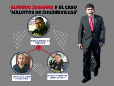 Fiscalía pide impedimento de salida del país para exalcalde Alfredo Zegarra