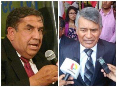 Mujica y Cabrera son posesionarios de terrenos que estaban en manos del Ejército