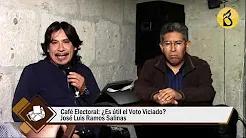 Café Piteado. ¿Es útil el voto viciado?