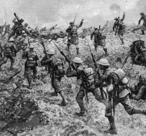 El fin de la primera guerra mundial
