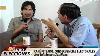 Café Piteado. ¿Cómo llegó Arequipa a estas elecciones?