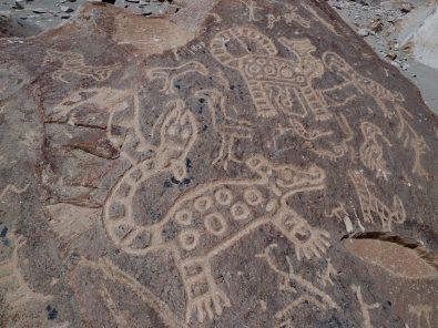 Declararían a Petroglifos de Toro Muerto referentes de la Comunidad Andina