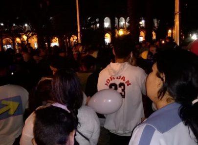 Ciudadanos venezolanos en Arequipa manifiestan su esperanza de volver a su país