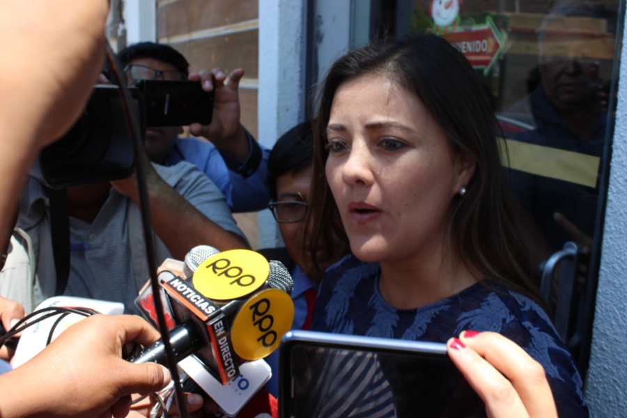 Yamila Osorio -caso Los Correcaminos del Sur