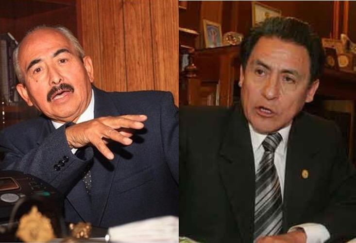 Rectores unas Valdemar Medina Rolando cornejo