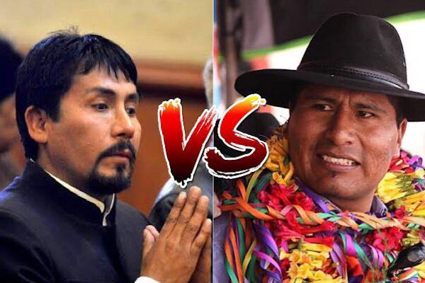 Arequipa Elmer Cáceres llica vs Walter Aduviri Puno paltuture