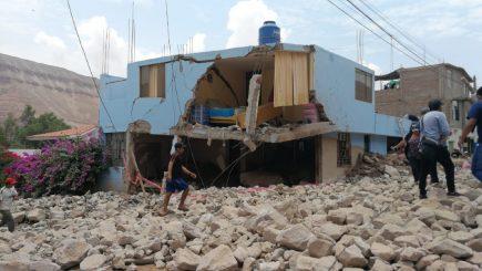 Arequipa: 40 distritos fueron declarados en emergencia por huaicos