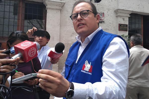 Defensor del Pueblo, Ángel María Manrique explica sobre la violencia en Arequipa
