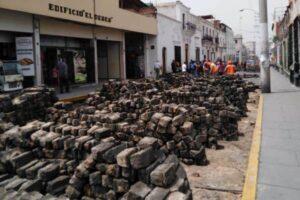 Cerrarán intersección de calles San Juan de Dios y Santo Domingo, por obras