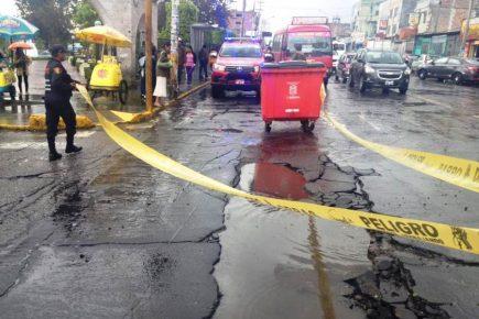 Arequipa: Denuncian empresa a Sedapar por huecos en pistas de distritos