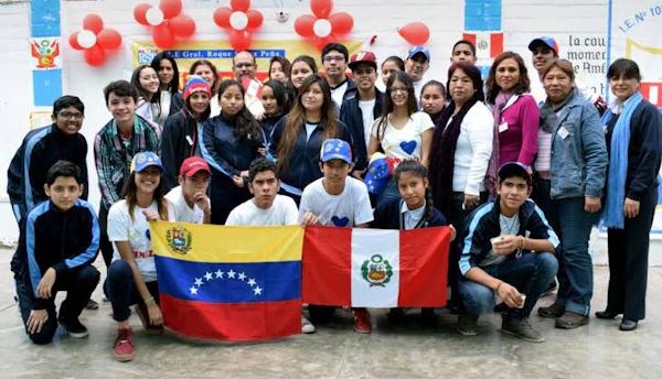 Discriminación racismo arequipa extranjeros venezolanos
