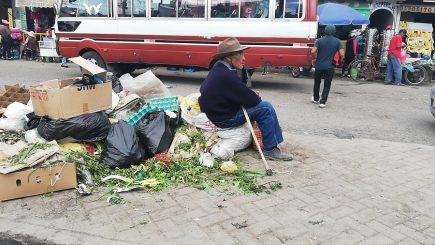 Municipio de Bustamante y Rivero pierde la batalla contra la basura