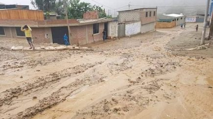 Caravelí pide apoyo al Gobierno Regional por huaicos y lluvias