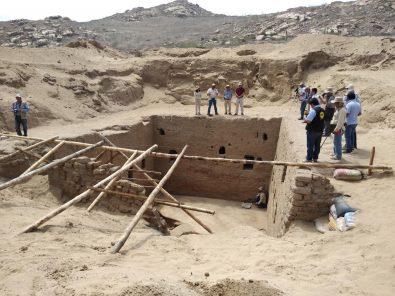 Lambayeque: Descubren colosal cámara funeraria incaica