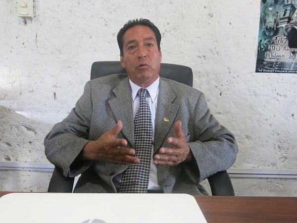 Consejero Miguel Guzmán