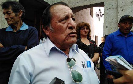 Agricultores denuncian penalmente a Sedapar y Cerro Verde por negociar el agua
