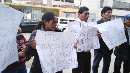 Víctima de feminicidio denunció dos veces a su agresor pero no recibió protección