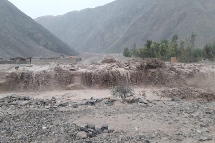 Arequipa. Dos mineros fallecidos y siete desaparecidos reportan en San Juan de Churunga