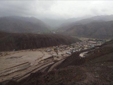 Emergencia en Arequipa, Tacna y Moquegua por ingreso de huaicos y temporal