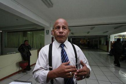 La millonaria contratación de familiares de Cavero con la Beneficencia Pública